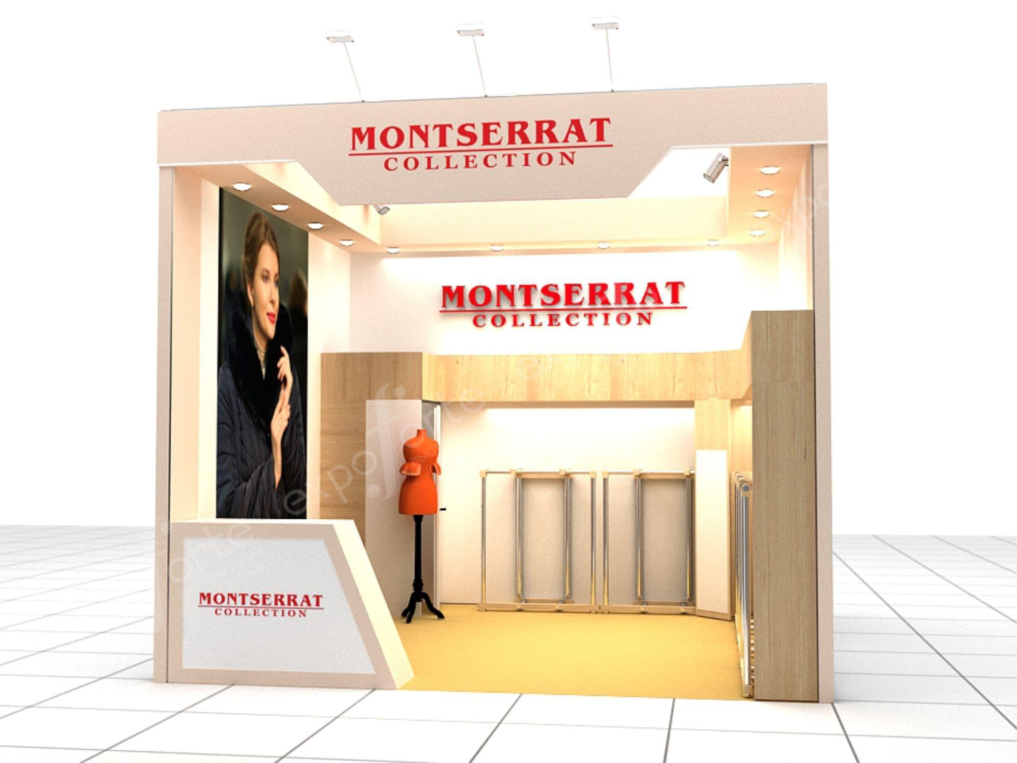 Фото: MONTSERRAT, выставка НЕДЕЛЯ МОДЫ – картинка 2