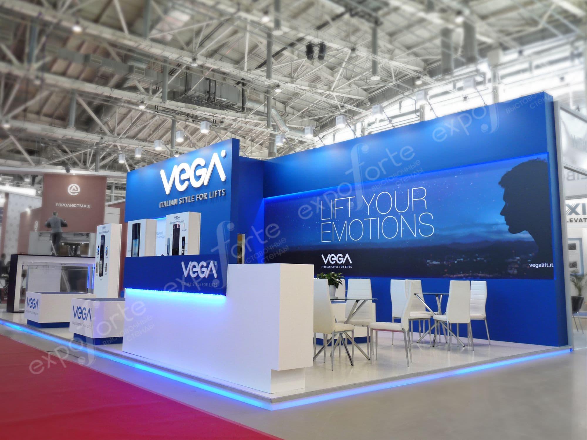 Фото: VEGA, выставка ЛИФТЫ – картинка 2