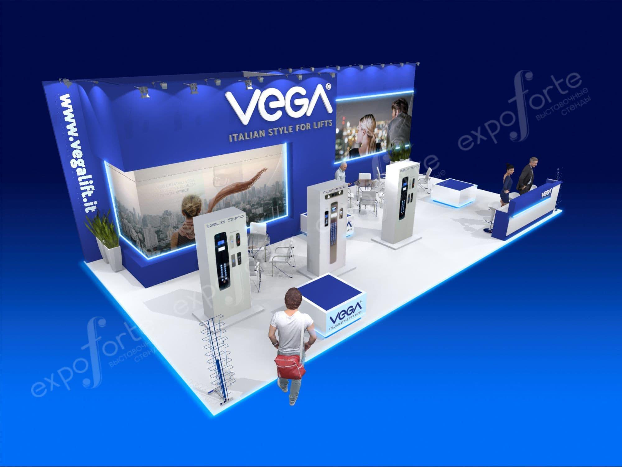 Фото: VEGA, выставка ЛИФТЫ – картинка 3