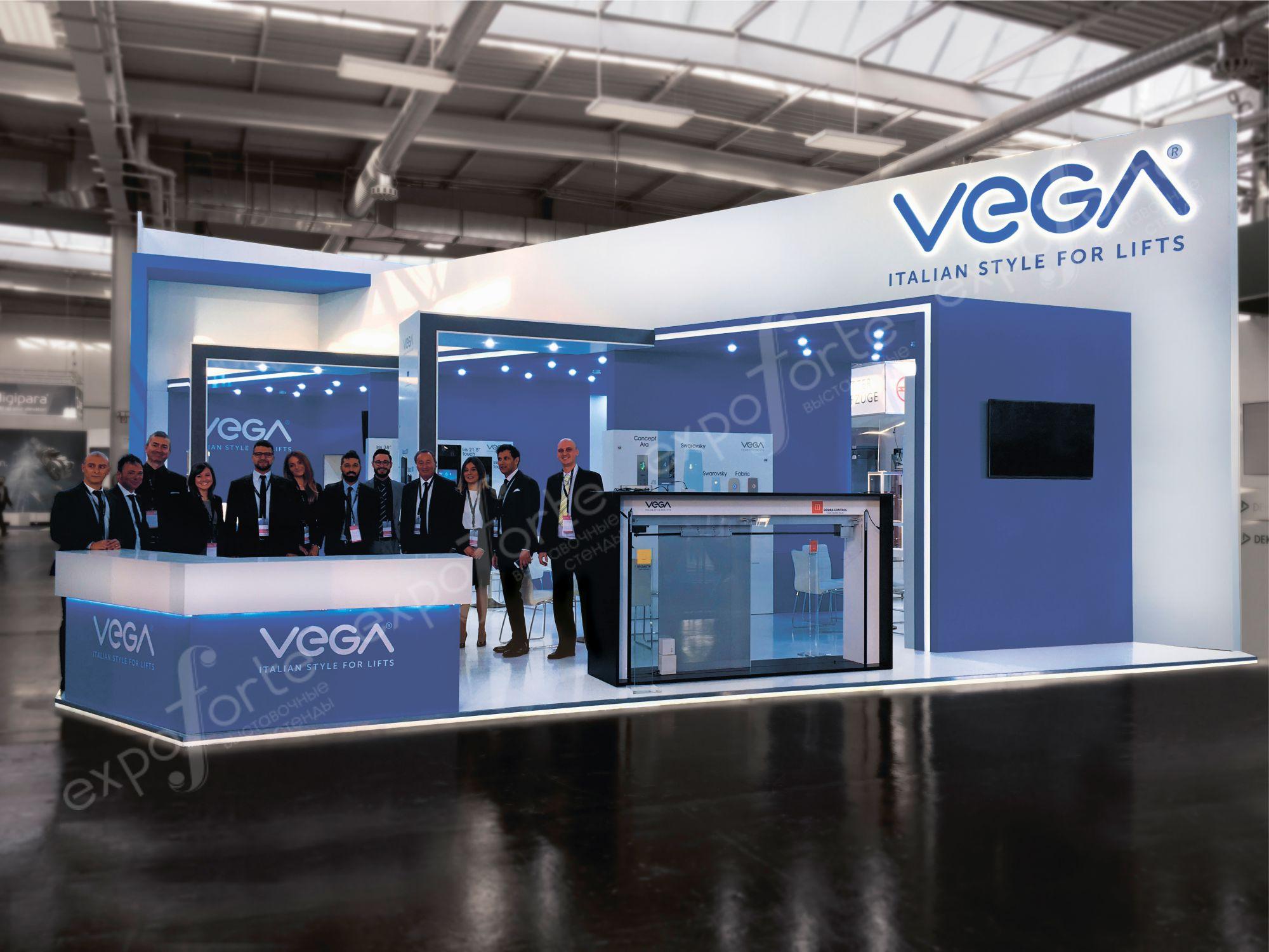 Фото: VEGA, выставка ИНТЕРЛИФТ – картинка 2
