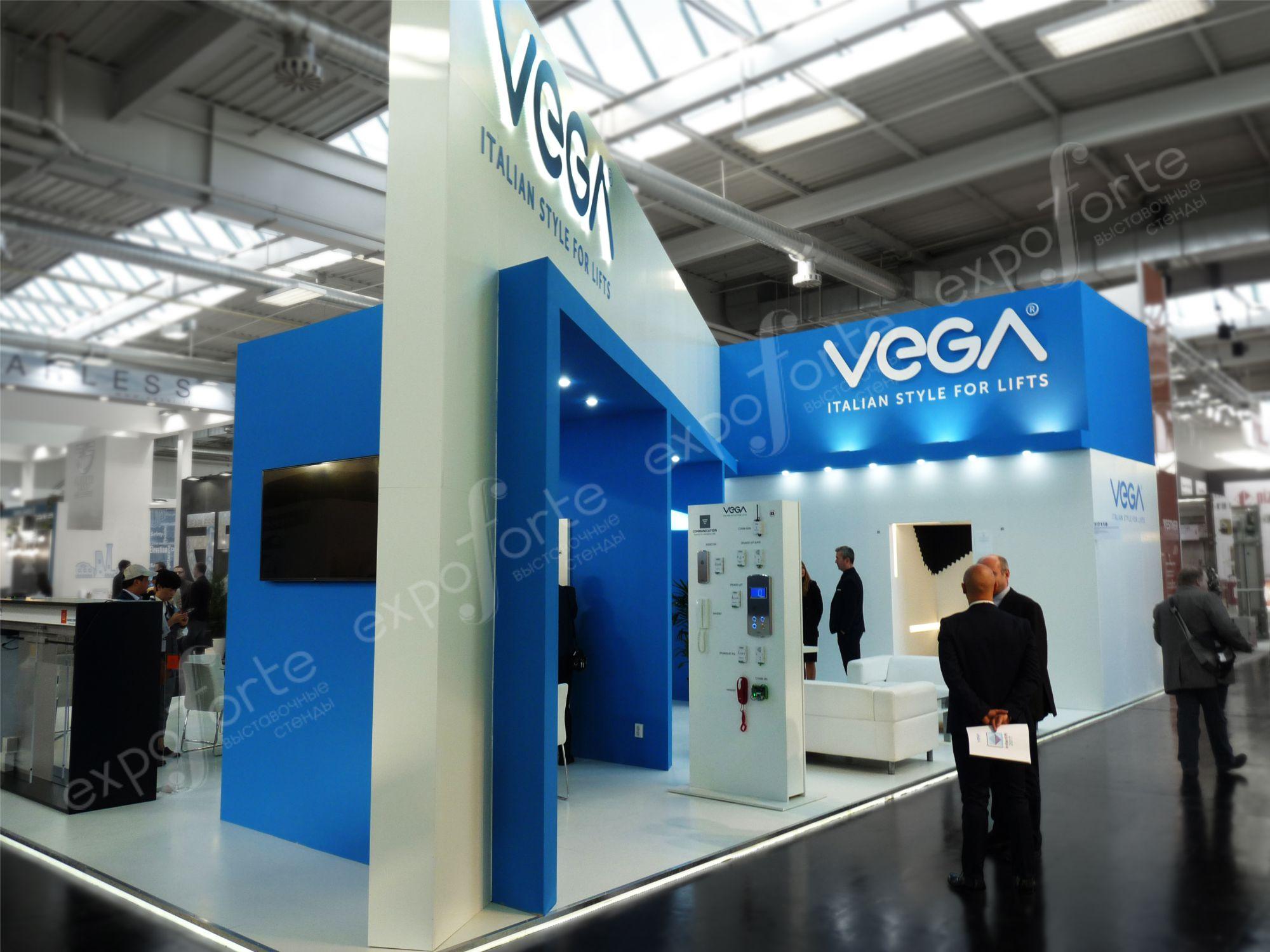 Фото: VEGA, выставка ИНТЕРЛИФТ – картинка 1