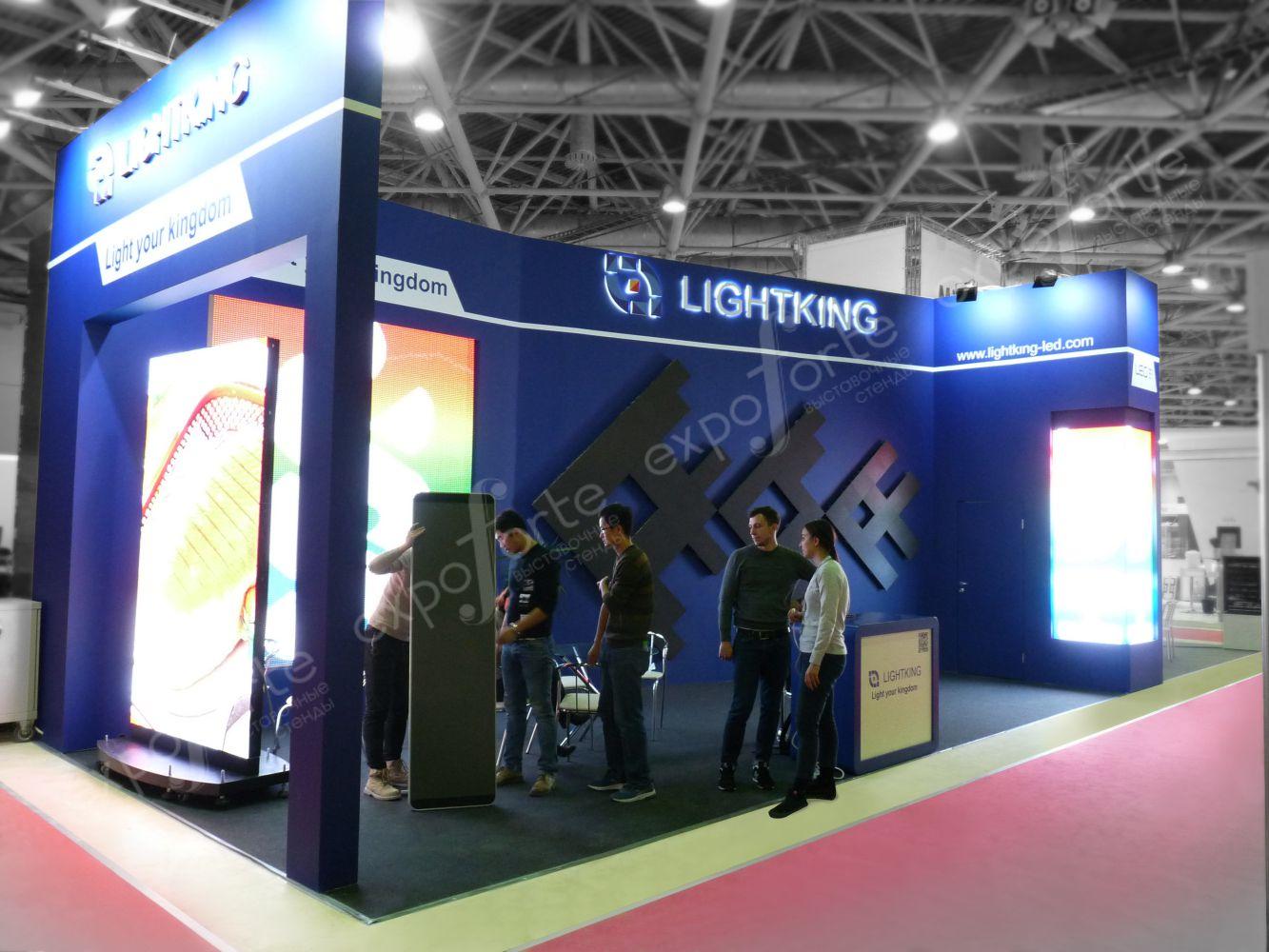 Фото: LIGHTKING, выставка ISR – картинка 2