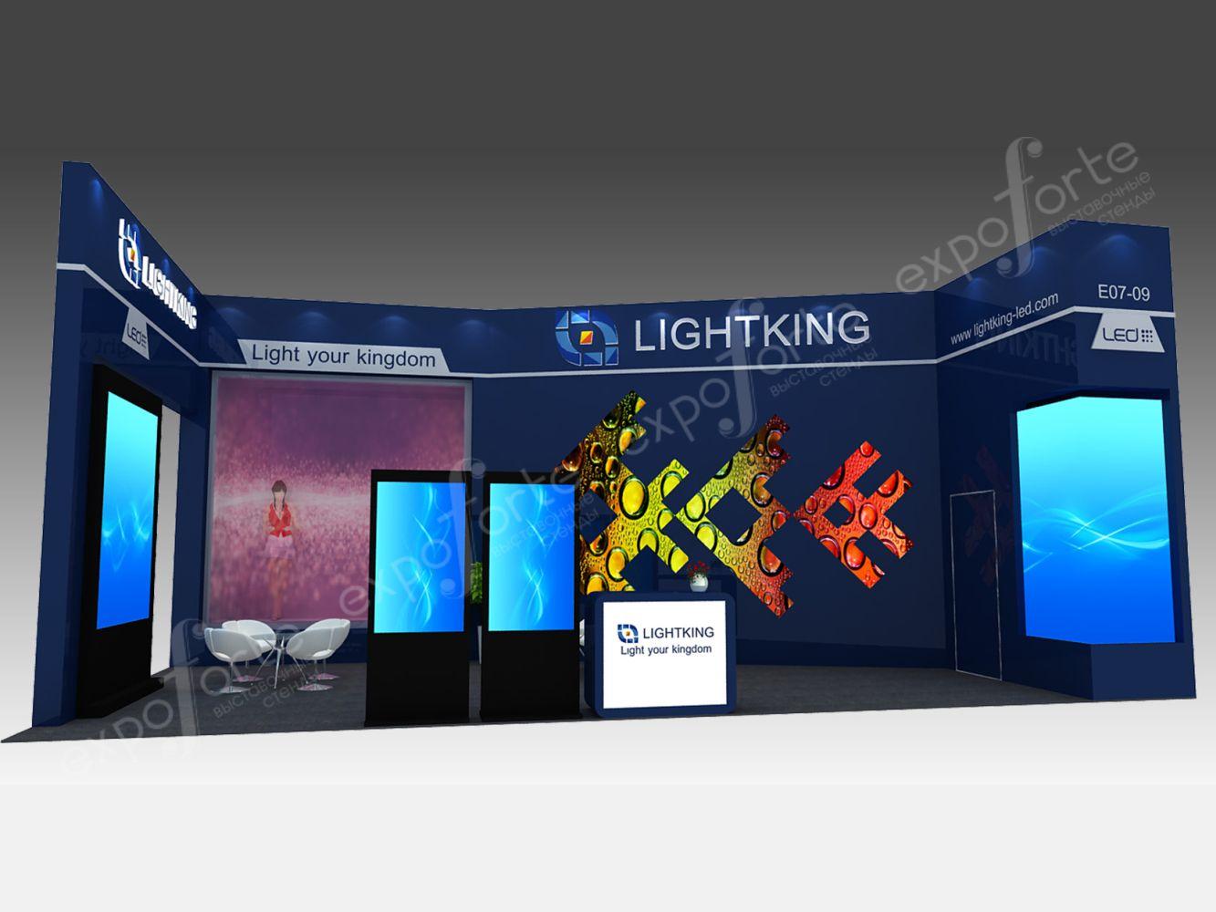 Фото: LIGHTKING, выставка ISR – картинка 3