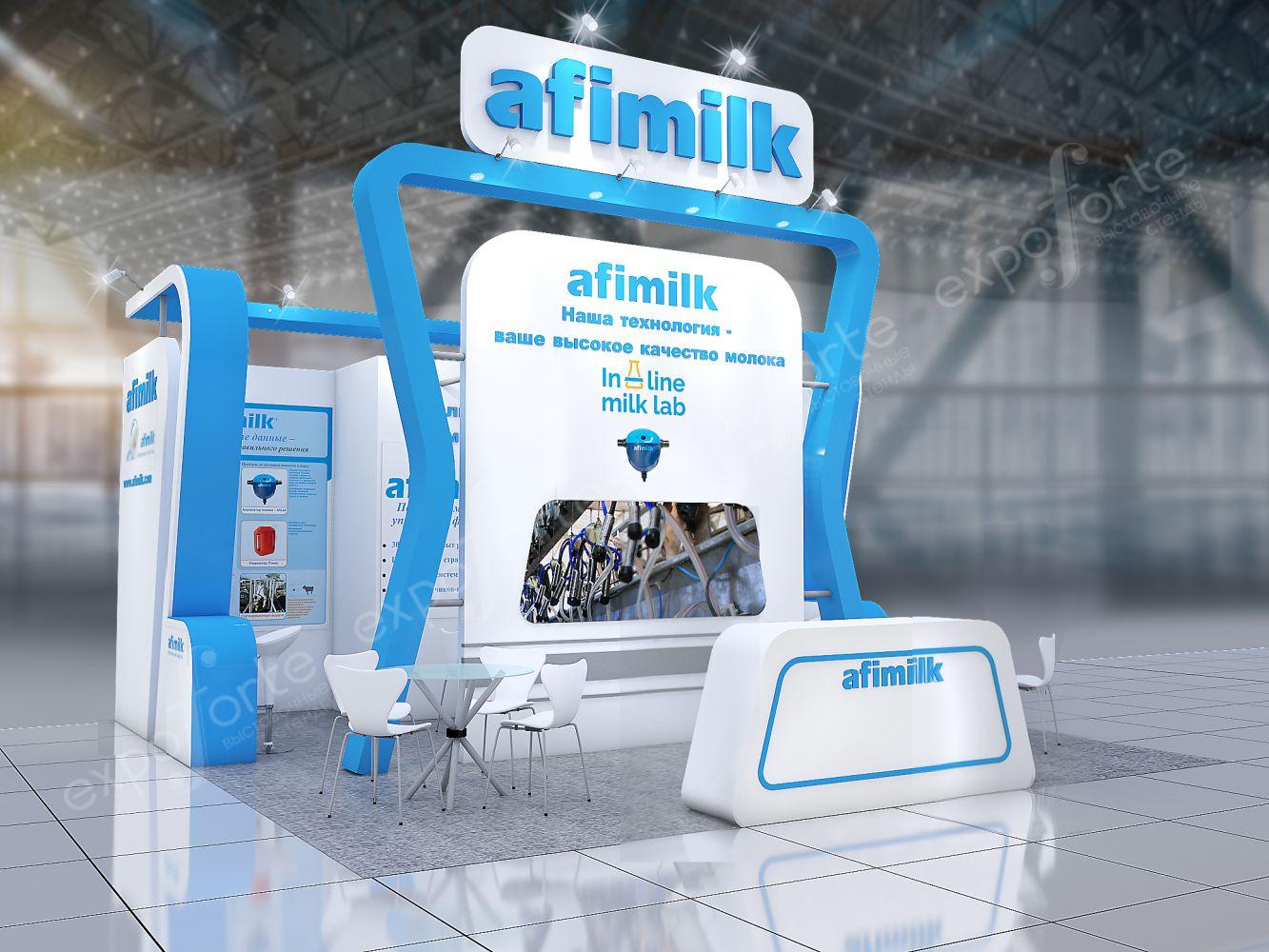 Фото: AFIMILK, выставка AGROFARM – картинка 3