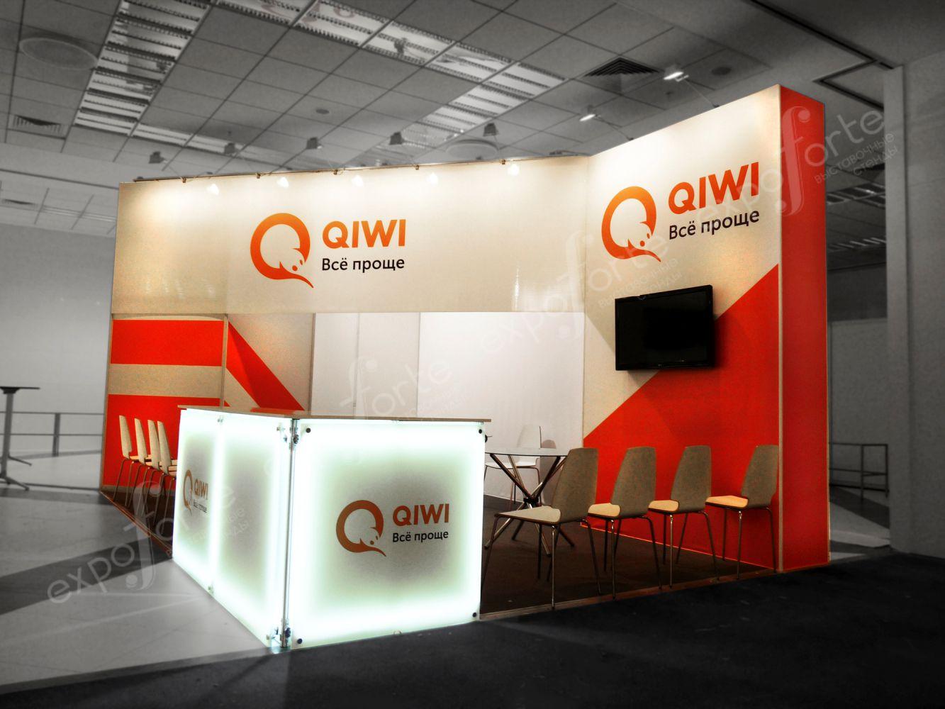 Фото: QIWI, выставка ЛОМ – картинка 1