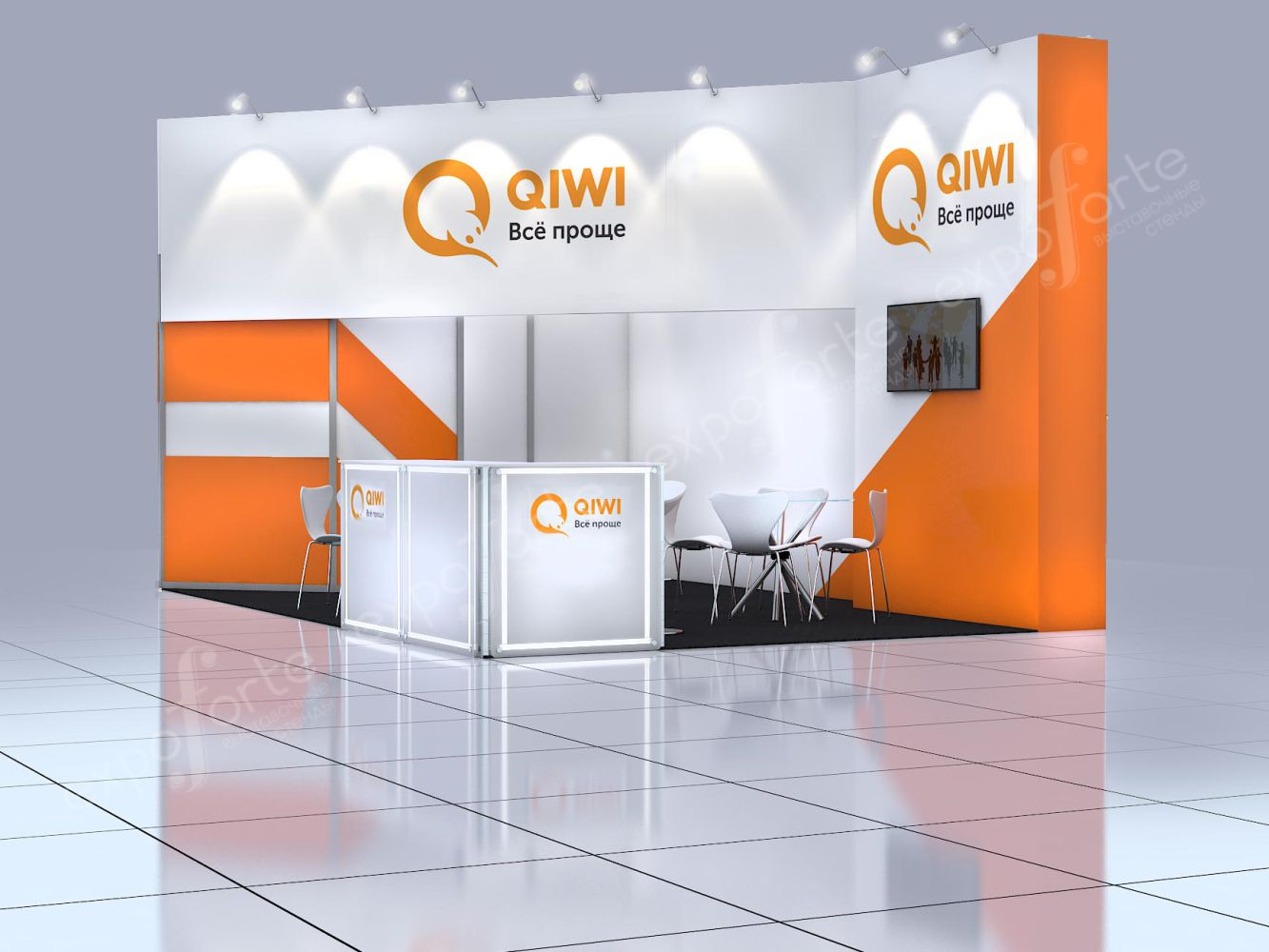 Фото: QIWI, выставка ЛОМ – картинка 2