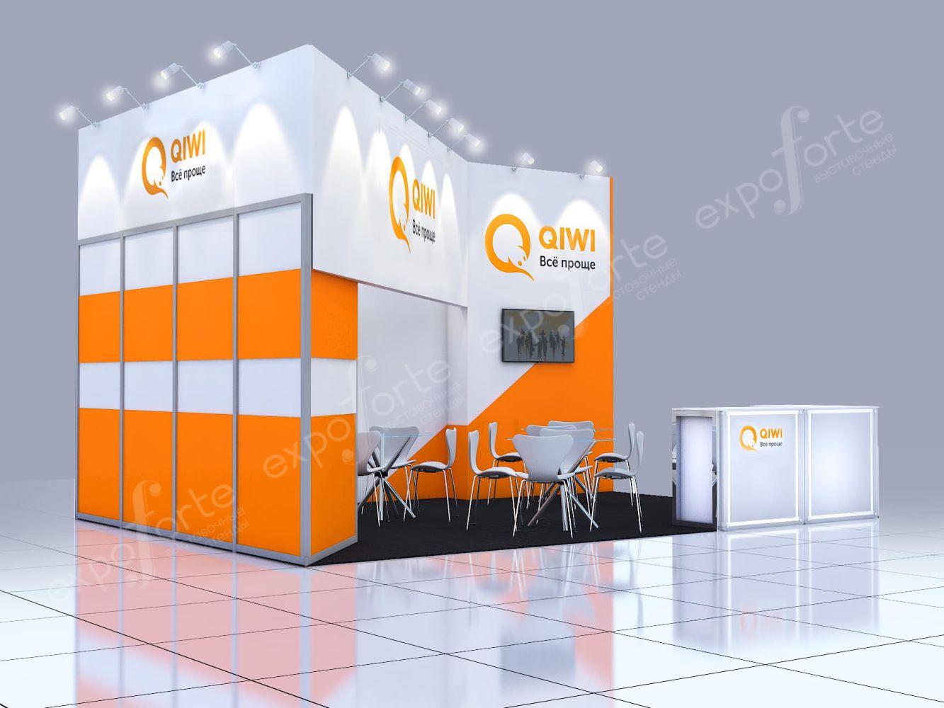 Фото: QIWI, выставка ЛОМ – картинка 3