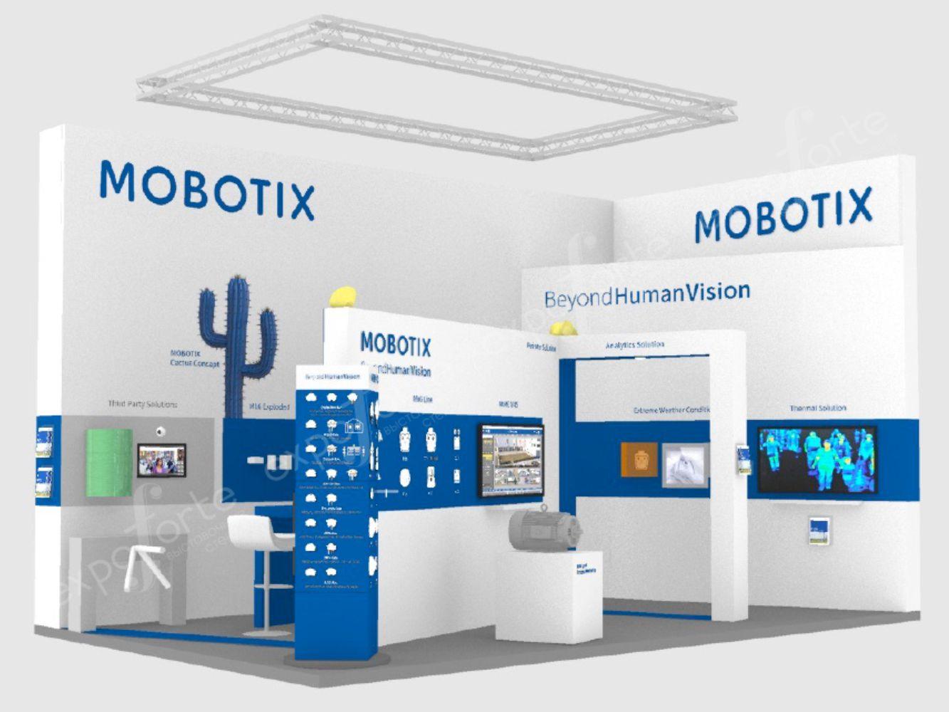 Фото: MOBOTIX, выставка MIPS – картинка 3