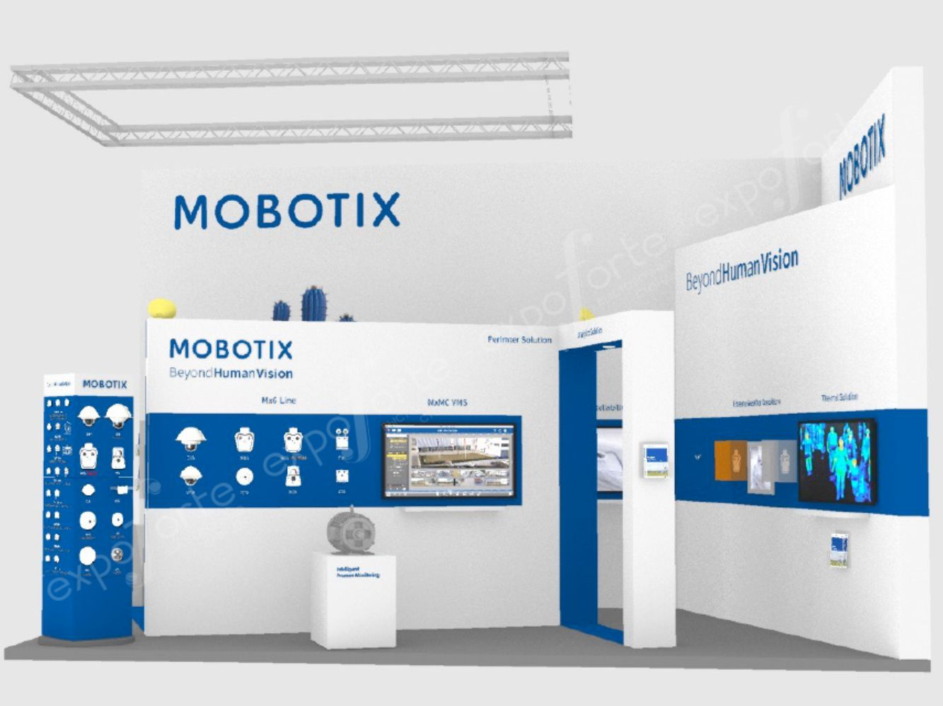 Фото: MOBOTIX, выставка MIPS – картинка 4