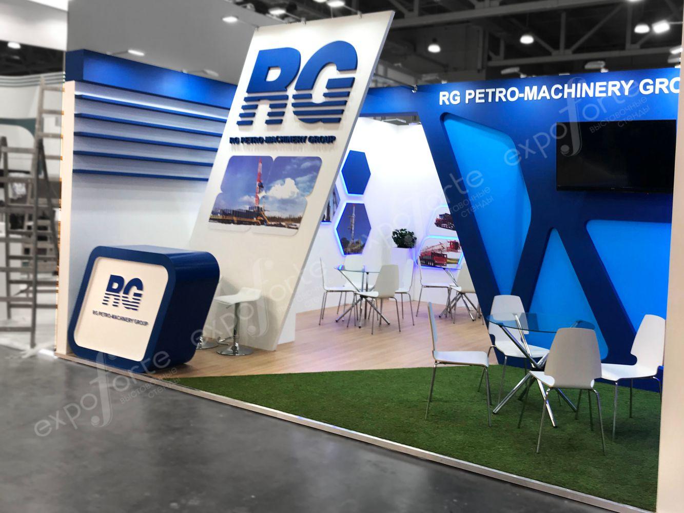 Фото: RG, выставка НЕФТЬ И ГАЗ (MIOGE) – картинка 2