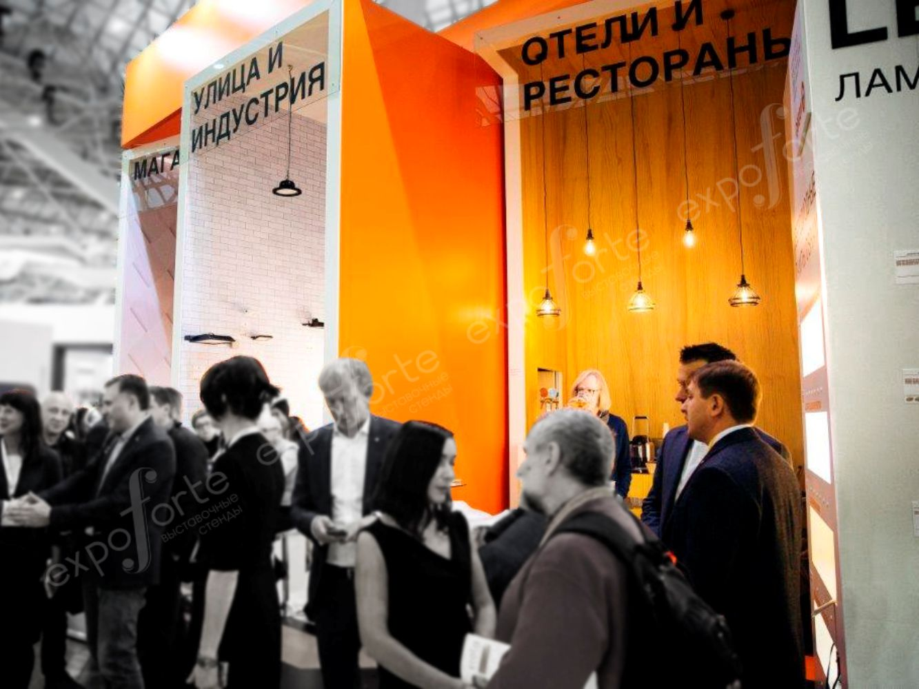Фото: LEDVANCE, выставка INTERLIGHT – картинка 2